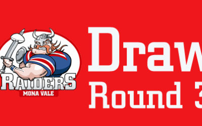 Updated – Round 3 Draw – 2020
