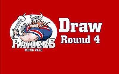 Round 4 Draw – 2020