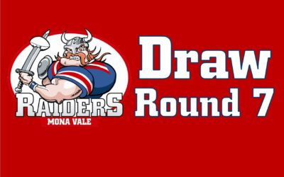 *Updated* Round 7 Draw