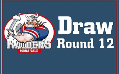 Round 12 Draw + Team Photos Information